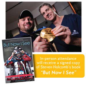 Dr. Brian and Steven Holcomb