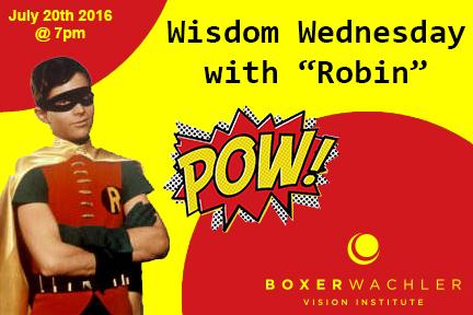 wisdom robin